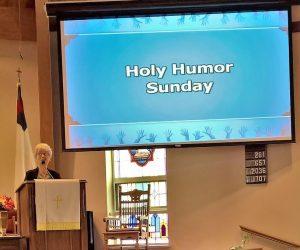 Holy Humor 2017